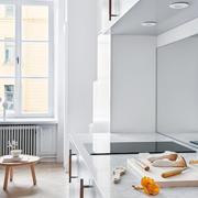 120平米纯白色系列厨房设计