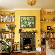 暖色调家居装修设计