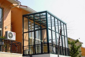 呼吸自然,畅想生活的阳光房装修设计图