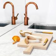 40平米欧式小厨房水龙头设计