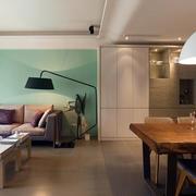 现代创意餐厅设计图片