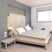 典雅简洁式欧式卧室设计