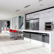 120平米欧式典雅干净型厨房设计