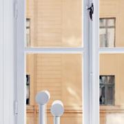 120平米简约式纱窗设计