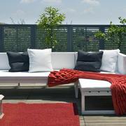60平米欧式小户型阳台设计