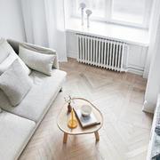 120平米淡雅式样沙发设计
