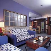 客厅沙发背景墙文化砖