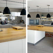 40平米个性化欧式厨房设计效果