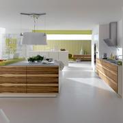淡雅系列厨房设计图片