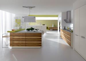 122平米家用系列厨房装修效果图
