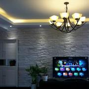 电视文化砖背景墙