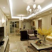 欧式风格家居装修设计