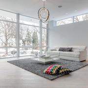 120平米简约欧式客房设计