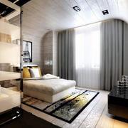 卧室衣柜装修灯光设计