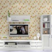 韩式客厅背景墙整体电视柜装饰