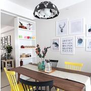 家居时尚小餐厅设计