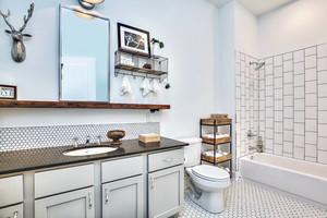 公寓开放式优雅小厨房