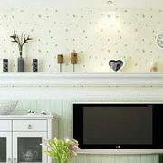 韩式风格电视背景墙装饰