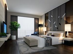 小户型家装卧室装修效果图