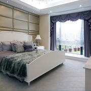 小户型家装卧室装修背景墙