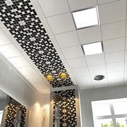 卫生间简约铝扣板吊顶