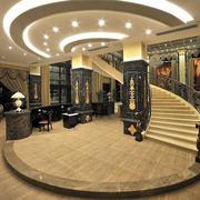温馨型楼梯装修设计