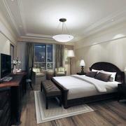小户型家装卧室装修灯光设计