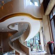浪漫气息楼梯装修设计