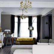 公寓法式精美吊顶设计