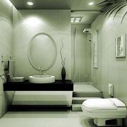 卫生间背景墙效果图