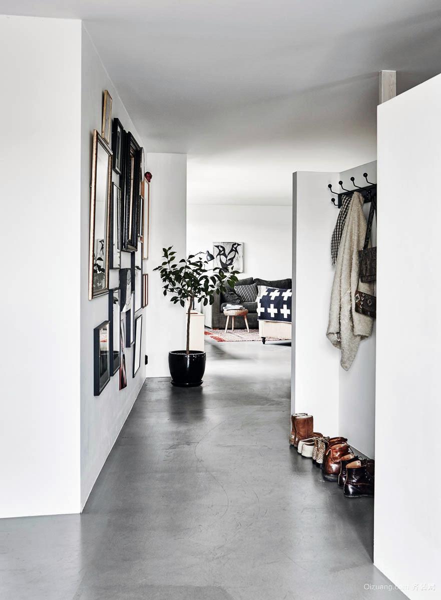 2015新款设计:60平米一居室单身汉公寓装修