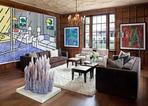 室内客厅装修图片