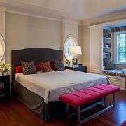 大卧室飘窗装饰