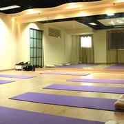 瑜伽会所教室效果图