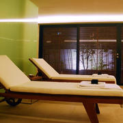 健身会所休息室设计