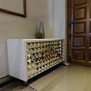 玄关鞋柜装修地板图