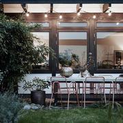 设计独特的公寓外观效果