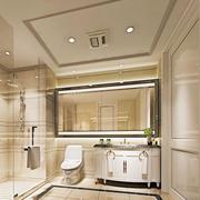 优雅大户型的卫生间