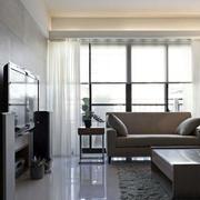 60平米小户型客厅图片
