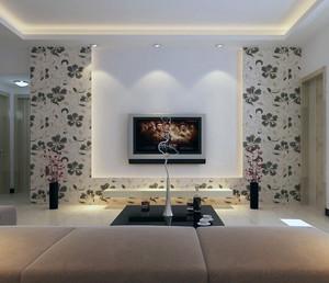 客厅电视背景墙效果图