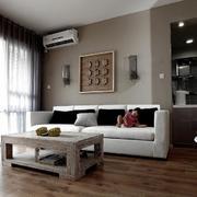 家居客厅沙发背景装饰