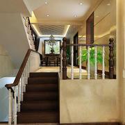 别墅简约楼梯装修
