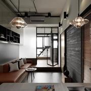 公寓精致小吊灯展示