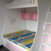 儿童双人床设计图片