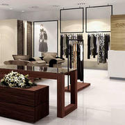 后现代风格简约展厅装饰