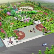 园林景观设计模板