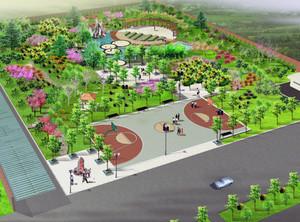 环境优美的现代园林景观设计效果图鉴赏