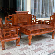 紫檀木实木家具装修模板