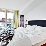 小户型简约型公寓玻璃窗设计