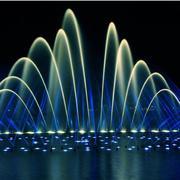 精妙的城市喷泉